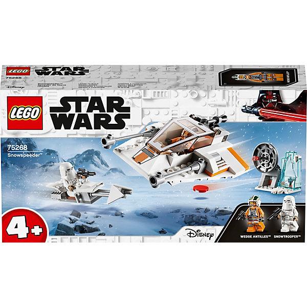 LEGO Конструктор Star Wars 75268: Снежный спидер