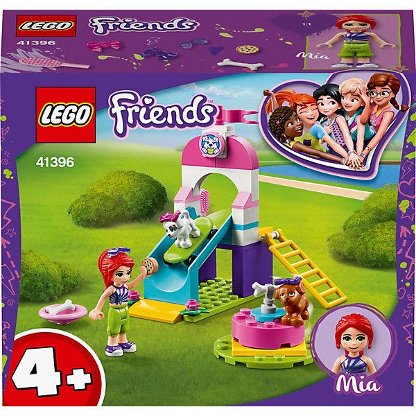 цена на LEGO Конструктор LEGO Friends 41396: Игровая площадка для щенков
