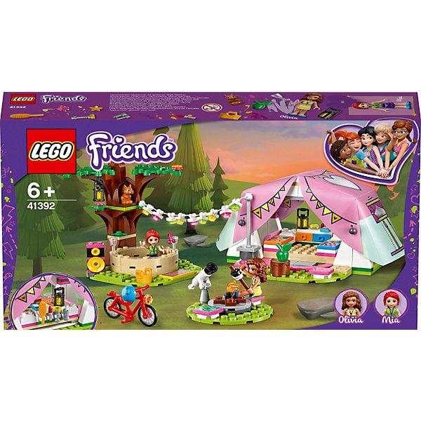 LEGO Конструктор Friends 41392: Роскошный отдых на природе