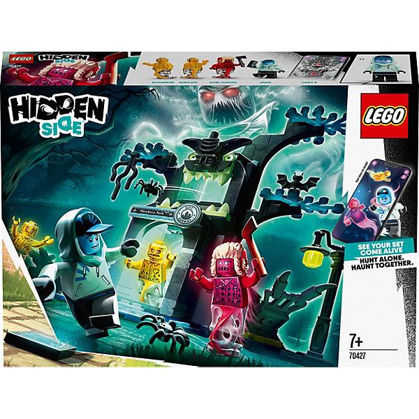 Конструктор LEGO Hidden Side 70427: Добро пожаловать в Hidden Side фото