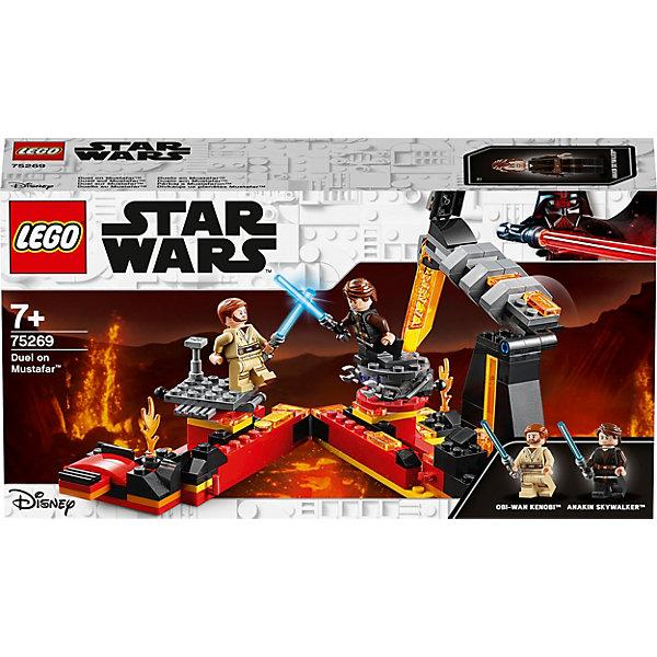 LEGO Конструктор Star Wars 75269: Бой на Мустафаре