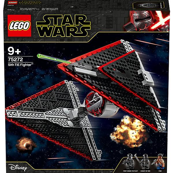 LEGO Конструктор LEGO Star Wars 75272: Истребитель СИД ситхов lego star wars 75272 конструктор лего звездные войны истребитель сид ситхов