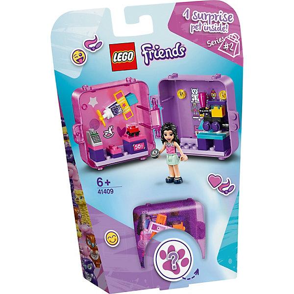 LEGO Конструктор LEGO Friends 41409: Игровая шкатулка Покупки Эммы