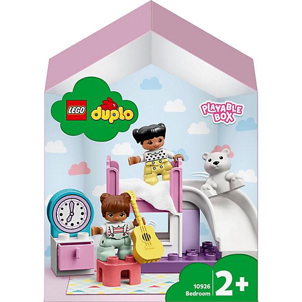 лучшая цена LEGO Конструктор LEGO DUPLO Town 10926: Спальня