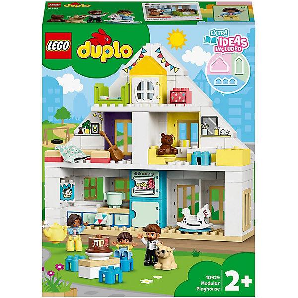 Конструктор LEGO DUPLO Town 10929: Модульный игрушечный дом
