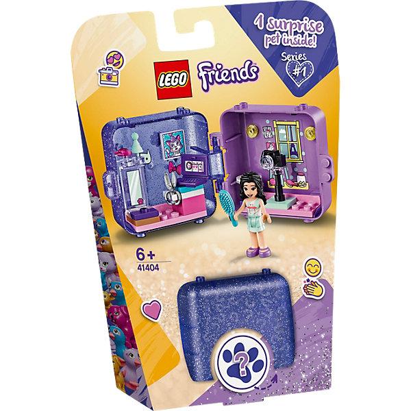 LEGO Конструктор Friends 41404: Игровая шкатулка Эммы