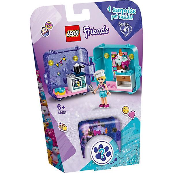 LEGO Конструктор Friends 41401: Игровая шкатулка Стефани