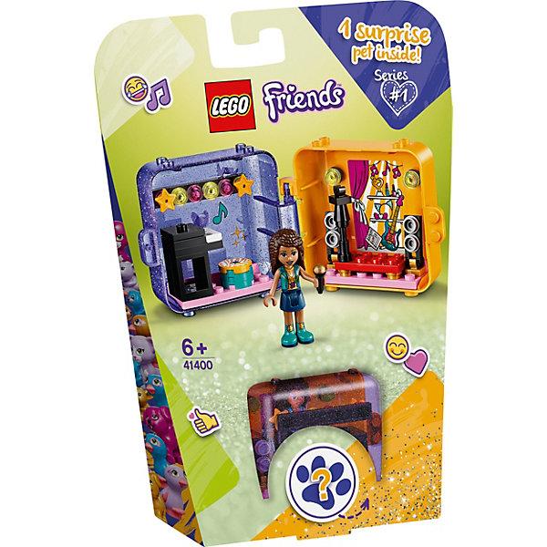 LEGO Конструктор Friends 41400: Игровая шкатулка Андреа