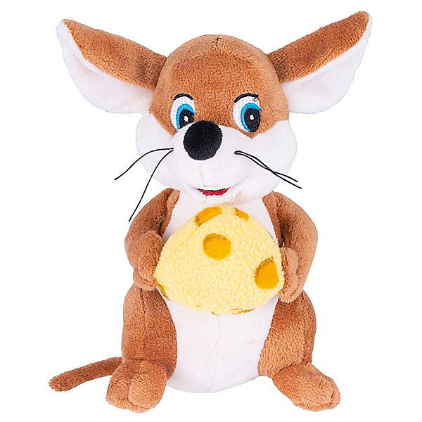 Softoy Мягкая игрушка Мышь, 18 см