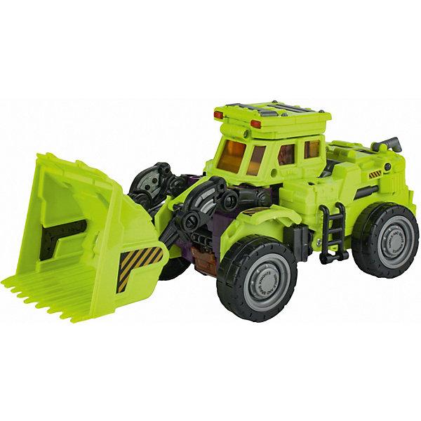 1Toy 1toy Трансботы Инженерный батальон XL: Мега Фронтлифтер 6