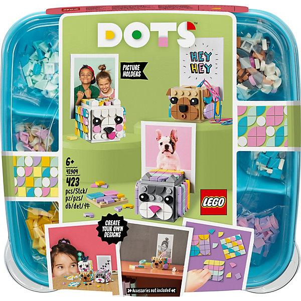 LEGO Конструктор LEGO Dots подставки для фото Животные, артикул 41904 подставки