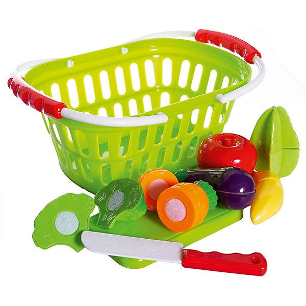 ABtoys Набор продуктов Abtoys Помогаю маме, 15 предметов