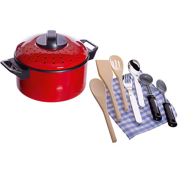 ABtoys Набор посуды Abtoys Помогаю маме, 10 предметов цена 2017