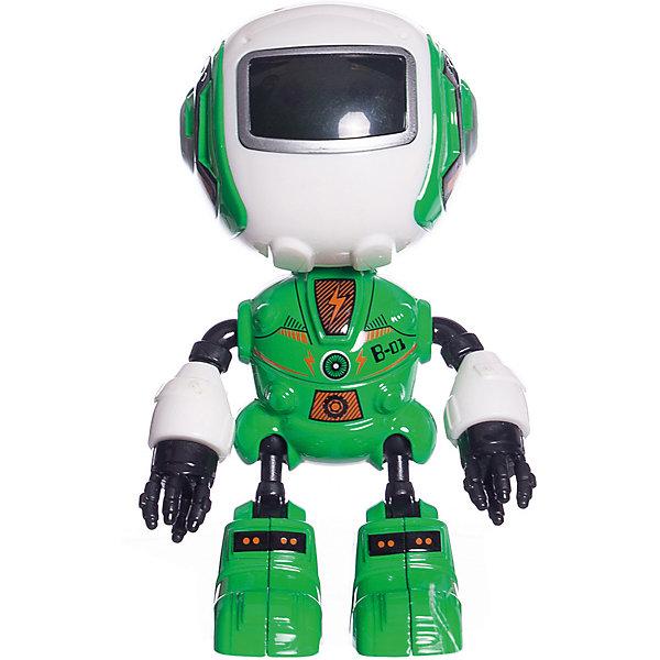 ABtoys Робот Abtoys металлический, со звуковыми эффектами цена