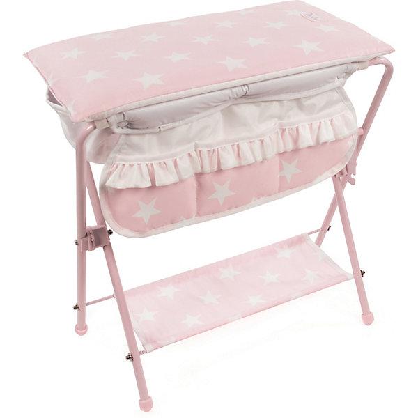 La Nina Купальный и пеленальный столик 2х1 для куклы ASI, арт 62067