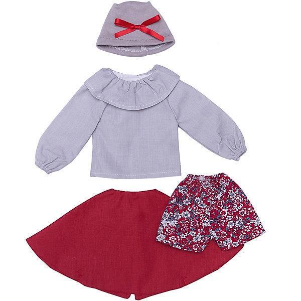 Фото - Asi Одежда для кукол ASI 40 см одежда для кукол colibri комбинезон с рубашкой и носочками 3888611