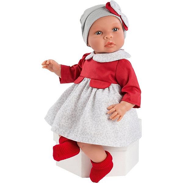 Asi Кукла ASI Лео 46 см, арт 184270 кукла asi 164090 селия