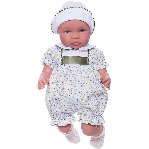 Купить Кукла ASI Лео 46 см, арт 184601, Испания, зеленый, Женский