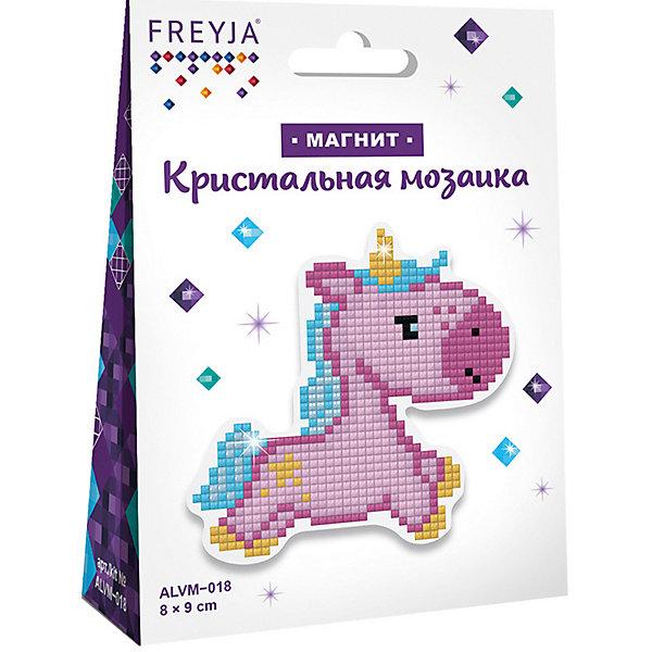 Купить Кристальная мозаика Фрея магнит Единорожка , Россия, Унисекс