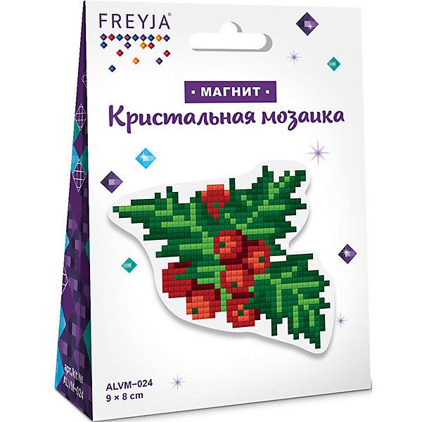 Купить Кристальная мозаика Фрея магнит Остролист , Россия, Унисекс