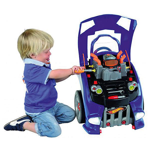 klein Игровой набор Klein Машина техпомощи Hot Wheels