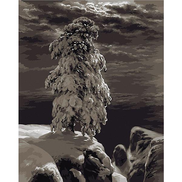 Фрея Картина по номерам На севере диком
