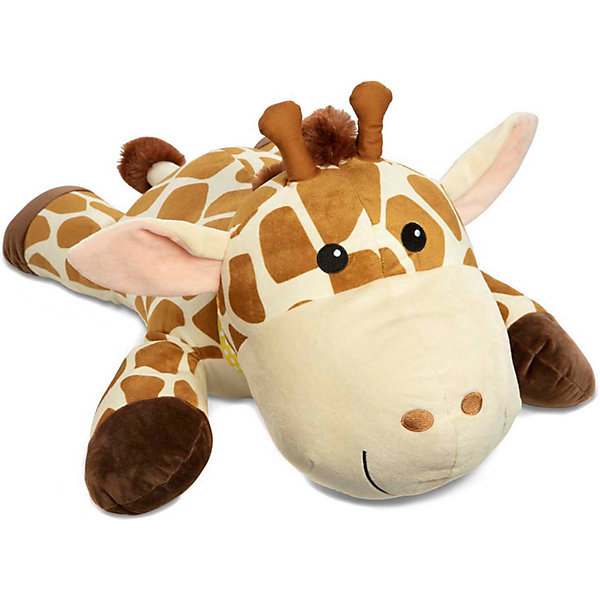 Купить Мягкая игрушка-подушка Melissa&Doug Жираф, Melissa & Doug, Китай, разноцветный, Унисекс
