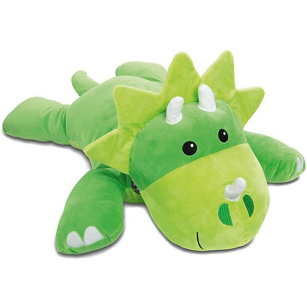 Купить Мягкая игрушка-подушка Melissa&Doug Дино, Melissa & Doug, Китай, разноцветный, Унисекс