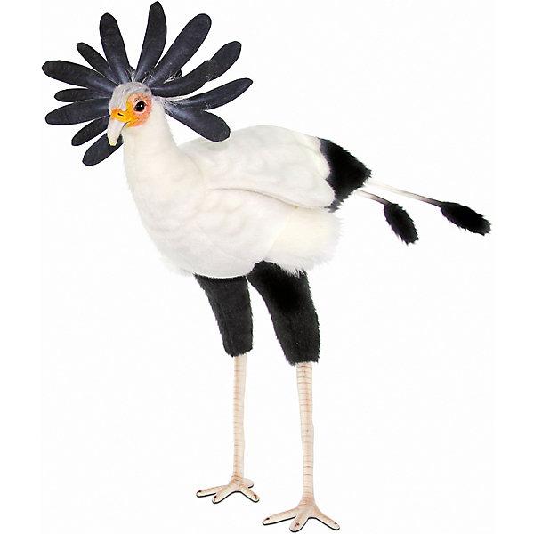 Hansa Мягкая игрушка Птица-секретарь, 59 см