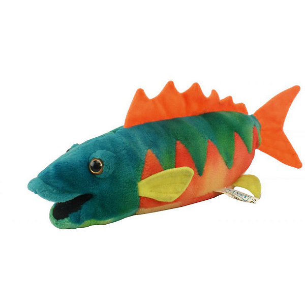 Hansa Мягкая игрушка Hansa Рыба, 28 см мягкая игрушка hansa 7158