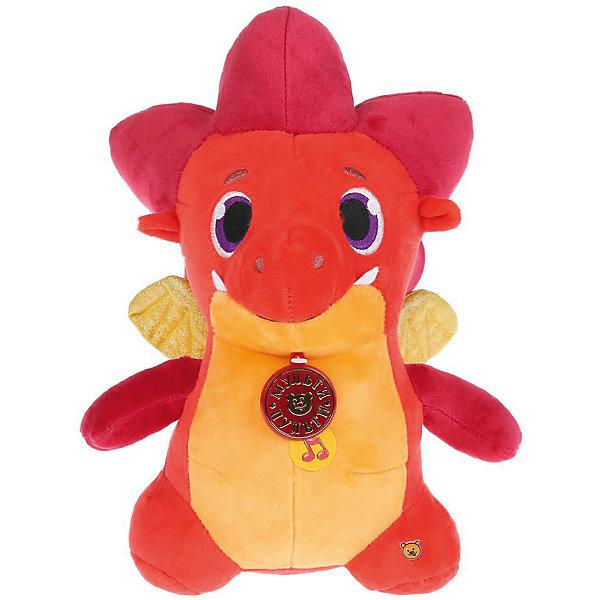Мульти-Пульти Мягкая игрушка Дракоша Тоша, 24 см
