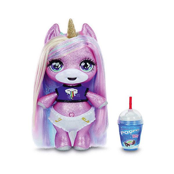 MGA Пупс Entertainment Poopsie Surprise Unicorn Единорог, 35 см, розово-фиолетовый