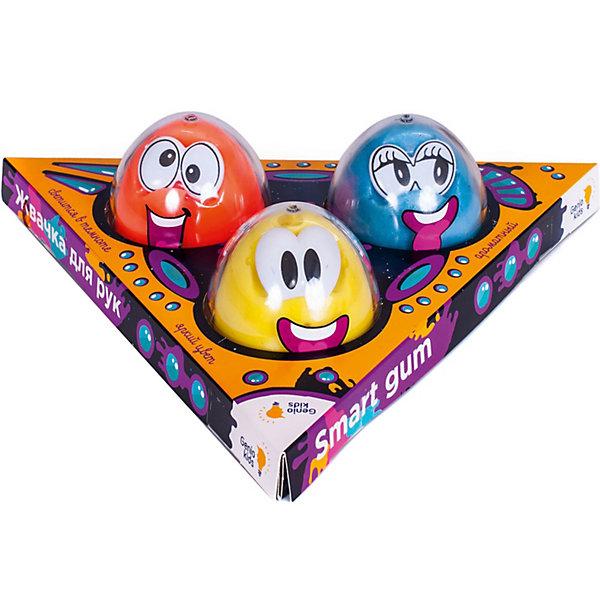 Набор жвачек для рук Dream Makers Smart gum, 3 шт, Беларусь, Унисекс  - купить со скидкой
