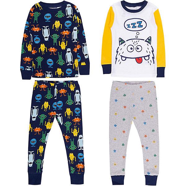 Пижама carter`s, 2 шт. фото