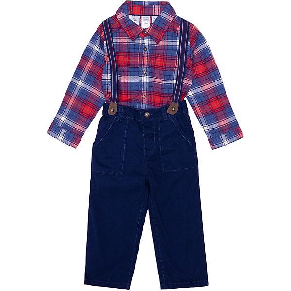 carter`s Комплект carter`s: рубашка и брюки