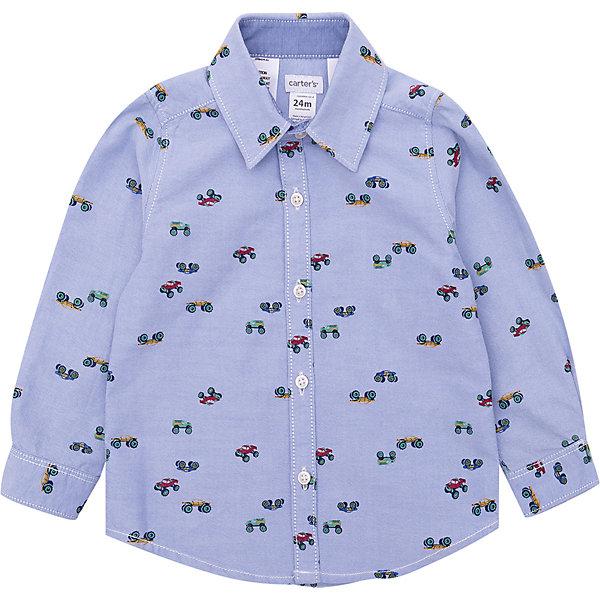 carter`s Рубашка carter`s цены онлайн