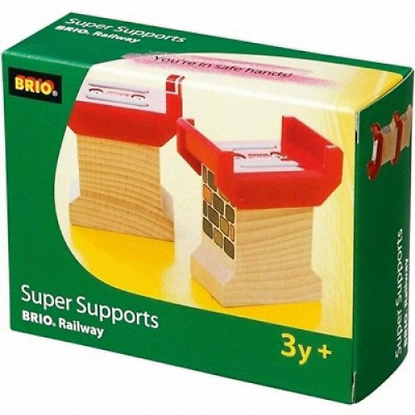 BRIO Игровой набор Brio Опоры для мостов