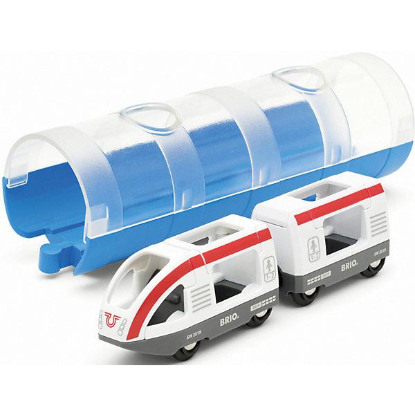 BRIO Игровой набор Brio Электричка и туннель