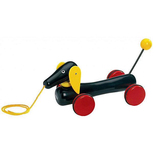 BRIO Игрушка-каталка Brio Такса, большая игрушка