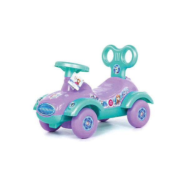 Полесье Машинка-каталка Полесье Disney Холодное сердце каталка игрушка полесье биосфера котёнок 54456