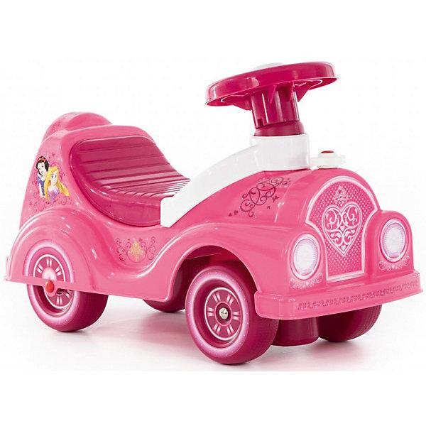 Машинка-каталка Полесье Disney Принцессы фото
