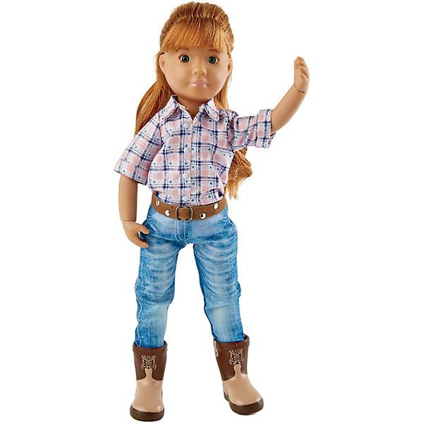 Kruselings Кукла Kruselings Хлоя ковбой, 23 см
