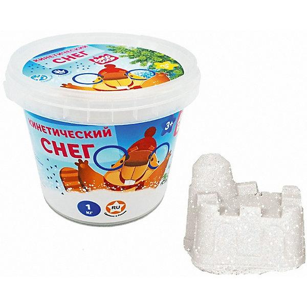 Кинетический снег 1Toy, 1 кг