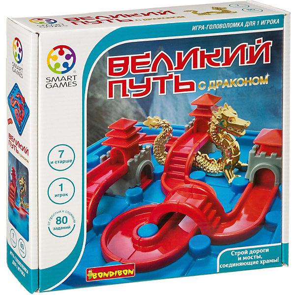 Bondibon Логическая игра Великий путь с драконом Smart games