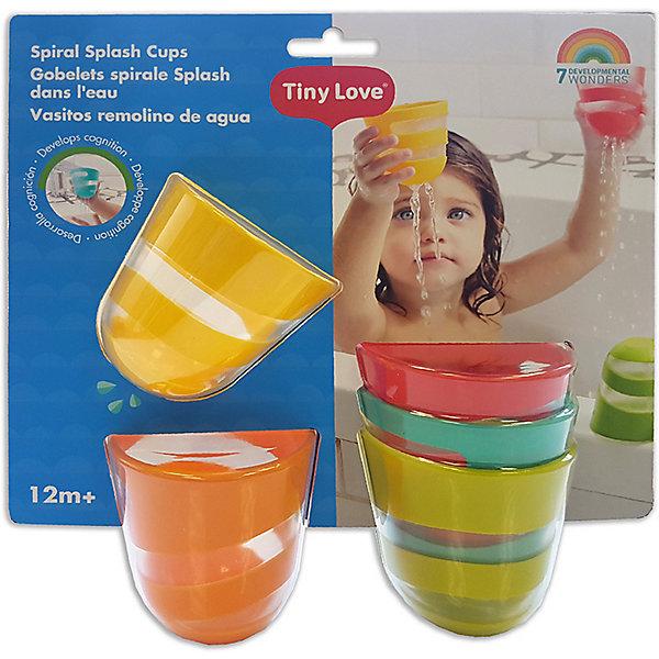 Tiny Love Набор игрушечных стаканчиков для ванны