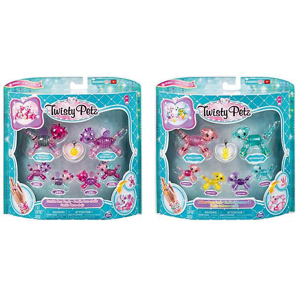 Twisty Petz Набор игрушек-украшений Pets Семья Котят