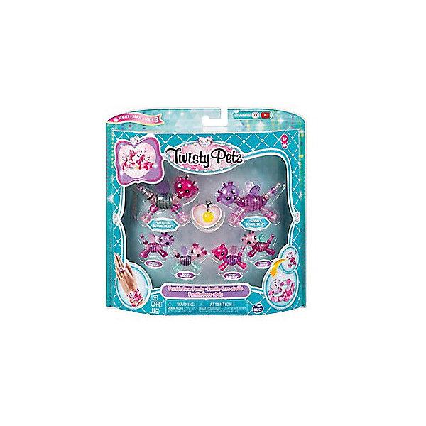 Набор игрушек-украшений Twisty Pets Семья Косолапых Мишек от Twisty Petz