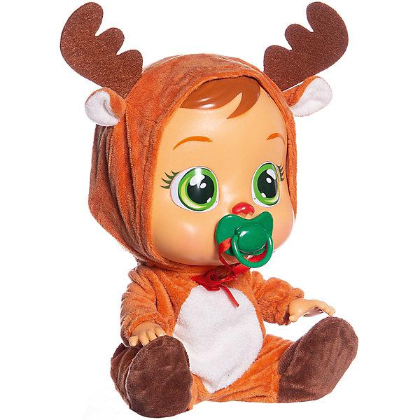 Купить Плачущий младенец IMC Toys Cry Babies Ruthy, Китай, коричневый, Женский