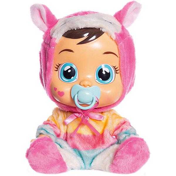 Купить Плачущий младенец IMC Toys Cry Babies Lena, Китай, розовый, Женский