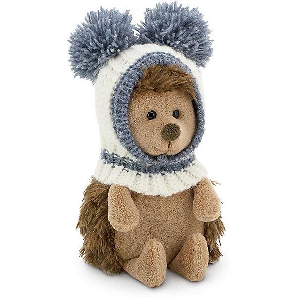 Купить Мягкая игрушка Orange Life Ёжик Колюнчик: Щекотка, 15 см, Россия, коричневый, Унисекс